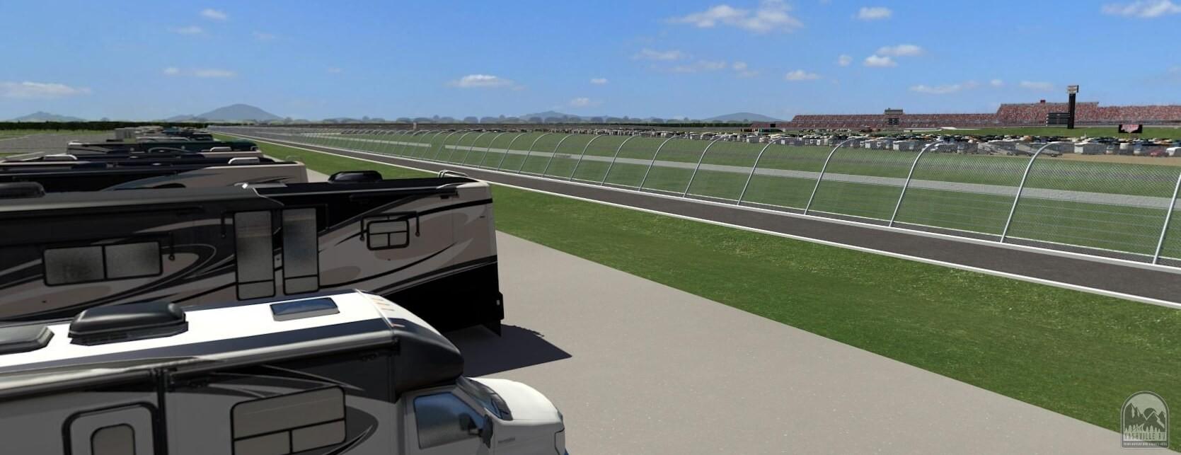 Talladega RV Parking