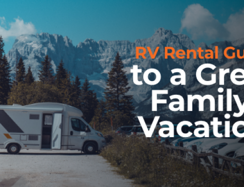 RV Rental Guide to a Great Family Vacation