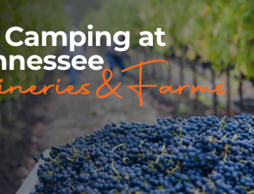 RV Camping at Tennessee Wineries and Farms