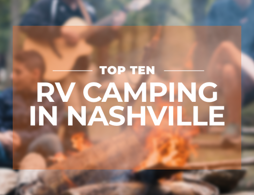 Top 10 RV Camping in Nashville