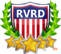 RVRD Badge of Membership